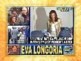 Eva Longoria At Fashion Week In NYC