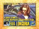 Eva Longoria Makes A Quick Escape