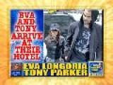 Eva Longoria And Tony Parker In NYC