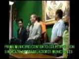 FIRMA CONVENIO COLECTIVO MUNICIPIO CON SINDICATO