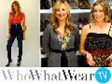 Get That Look: Ashley Tisdale