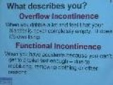 Grace Neustaedter, RN On Incontinence