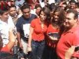 Galilea Montijo Apoya A Su Amigo Javier Duarte