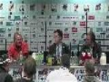 GFL-TV: Pressekonferenz GermanBowl XXXI
