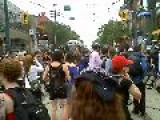 G20 Toronto - Protest Queen Spadina 3:30pm