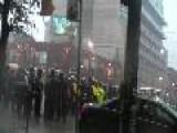 G20 Police Arrest & Load Buses Full Of Protestors