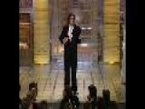 Golden Globes 2004 Al Pacino Wins Best Actor Mini Series Or Tv Movie For Angels In America