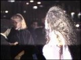 Golden Globes 1989 Sonia Braga Arrival