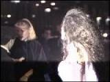 Golden Globes 1989 Sonia Braga Arrival
