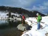 Hiking On Whistler Mountain