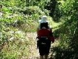 Hiking The Tonch Trail - Avoiding Snaikes