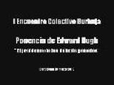 I Encuentro Colectivo Burbuja - Edward Hugh 2 4