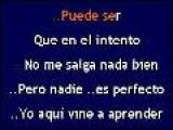 Karaoke Alejandra Guzman - Hasta El Final KK: Www.descargar-karaoke.com