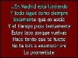 Karaoke Alejandro Sanz - Mi Soledad Y Yo KK: Www.descargar-karaoke.com