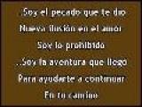 Karaoke Alicia Villareal - Soy Lo Prohibido KK: Www.descargar-karaoke.com