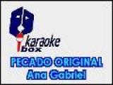 Karaoke Ana Gabriel - Pecado Original Original KB: Www.descargar-karaoke.com
