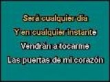 Karaoke Juan Gabriel - Sera Ma&#241 Ana KB: Www.descargar-karaoke.com