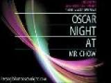Leeza Gibbons Oscar Night - Cindy Crawford