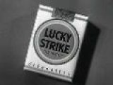 Lucky Strike Cigarette Commercial: Marching Cigarettes 1948