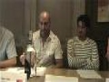 Max Cort&#233 S Y Sonia Baby Ser&#225 N Los Portavoces Del FICEB&apos 08
