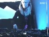 Mary Ane Hobes At Illectricity Festival Party
