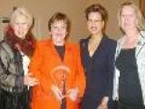 Margery Kraus, Washington PR Woman Of The Year