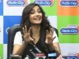 Movie I HATE LOVE STORYS Film Promotion At 91.1 FM Radio City Sonam Kapoor