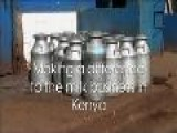 MAKING A DIFFERENCE FOR TO THE MILK BUSINESS IN KENYA