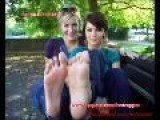Met On The Street-american Sister&#194 &#180 S Foot Smelling...by Footcapper