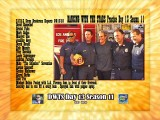 Michael Bolton Poses With Firemen DWTS Day 13 Season 11
