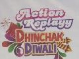 Movie ACTION REPLAYY Cast Celebrate Diwali With Zee TV Aishwarya Bachchan Vipul Shah Neha Dupia Akshay Kumar