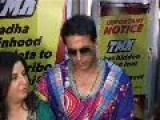Movie TEES MAAR KHAN Music Launch Farah Khan Akshay Kumar Shirish Kunder Katrina Kaif