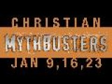 MYTHBUSTERS: Wk 3 Christians Never Get Depressed 01 23 2011