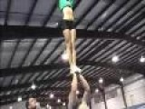 More Awesome Stunts From King And Katie