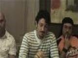 Nacho Vidal Y Dunia Montenegro Apadrinan 3GSex En Su Presentaci&#243 N En El FICEB&apos 08