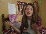 Put That Junk Back In The Freezer! Do You Want To Get Fat? Kayla 14 Yrs Old -Beautiful Girl Ep #4