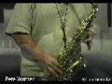 Pete Warner Saxy Freestyle 1 Performance