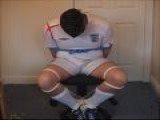 Prisoner 25 Kidnapped Football Player Part 1 - Roped For The Night