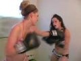 Super Action Fight Productions KERI Versus JACKSON Safprods Boxing 8