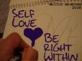 Self Love- You Can Only Win If You&apos Re Right Within