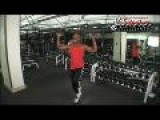 Single Leg Shoulder Press