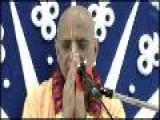 Sept 11th - H.H. Bhakti Caru Swami Gives Bhagvatam Class On Mahabharat - 2 Sessions - From A Live Broadcast On Mayapur.TV