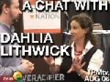 TPMtv: A Chat With Dahlia Lithwick