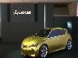 Tokyo Motorshow 2009 Concept Cars - English Englisch