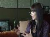 The LG Fashion Touch Event: Jeanne Beker Interview