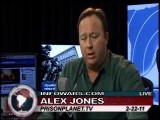 The Alex Jones Show 2 22 11:Medvedev - Middle East Headed For Utter Chaos 1 3