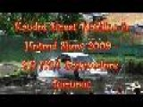 VK HDt Burnout - Kandos Street Machine And Hotrod Show 2009