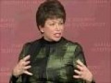 Valerie Jarrett At Harvard: Thoughts On Simple, Extreme America