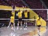 Volleyball Looks To Finish Strong On Last Home Stand