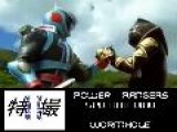 When Worlds Collide: Power Rangers SPD: Wormhole